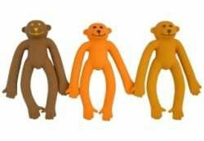 Obrázek Hračka pes - opice plný latex