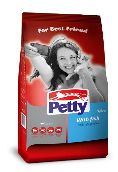 Obrázek z Petty Fish 1,8 kg