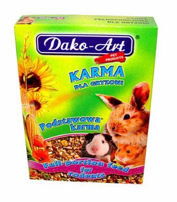 Obrázek Dako Krmivo pro hlodavce 500g-10307