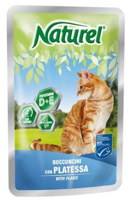 Obrázek Naturel Cat Plaice (Platýs) 100 g