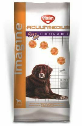 Obrázek Imagine dog MEDIUM ADULT  12,5kg-7474-Z