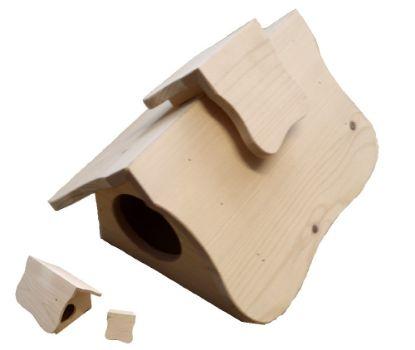 Obrázek Domek tyrol křeček