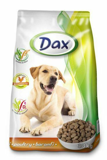 Obrázek z Dax Dog granule drůbeží 3 kg