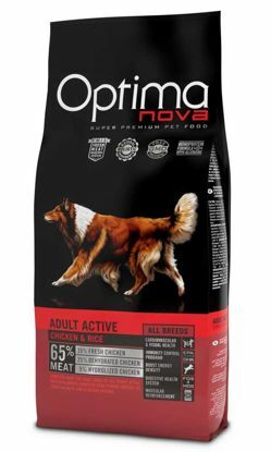 Obrázek OPTIMAnova Dog Adult Active 12kg