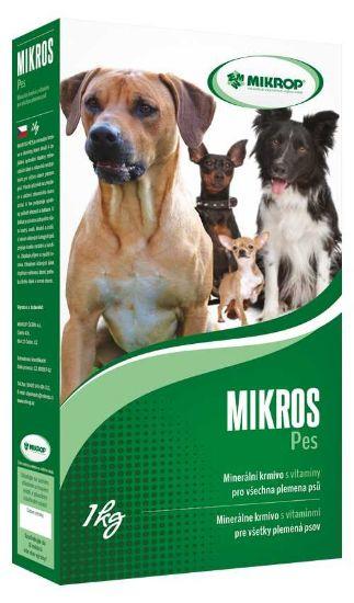 Obrázek z MIKROS pes 1 kg