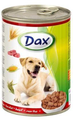 Obrázek Dax Dog kousky hovězí 415 g