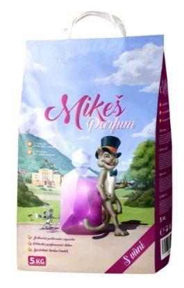 Obrázek Mikeš Parfum 5kg-hrudkující s vůní-14149