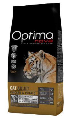 Obrázek OPTIMAnova CAT CHICKEN GRAIN FREE 2kg-11723