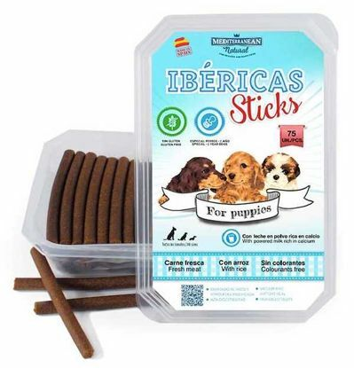 Obrázek Ibéricas Sticks for Puppies 900g 75ks snack-14823