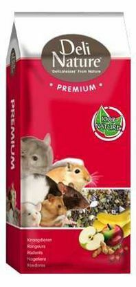 Obrázek Deli Nature Premium CHINCHILLA  15kg-Činčila-13012