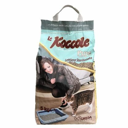 Obrázek LE KOCCOLE stelivo hrudkujicí 5kg-3048