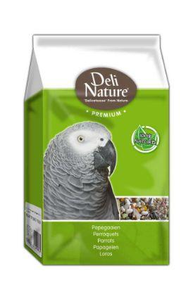 Obrázek Deli Nature Premium PARROTS with FRUIT  800g-Velký Papoušek - s ovocem-12962