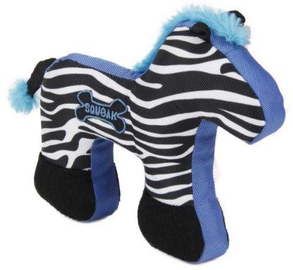 Obrázek Odolná hračka zebra