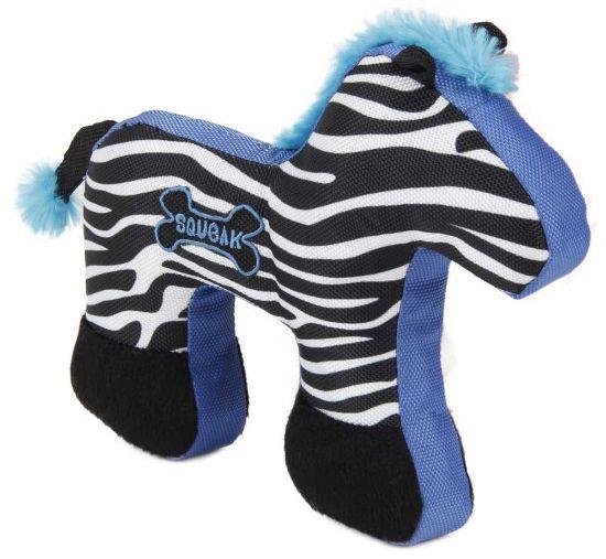 Obrázek z Odolná hračka zebra