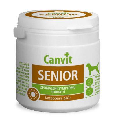 Obrázek Canvit SENIOR pes ochucený 100 g