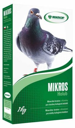 Obrázek MIKROS holub 1kg-10605