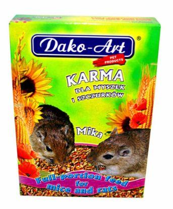 Obrázek Krmivo myš, potkan Dako 500g