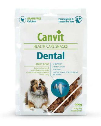 Obrázek Canvit SNACKS Dental 200 g