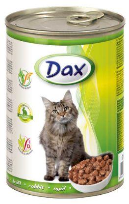 Obrázek DAX  kousky CAT KRÁLIK  415g-9921