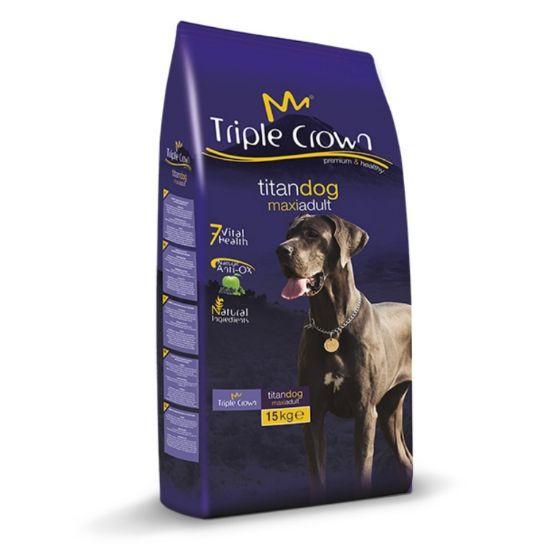 Obrázek z Triple Crown Dog Adult Maxi Titan 15 kg