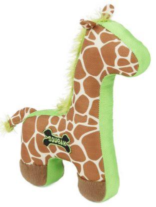 Obrázek Odolná hračka-Žirafa 27x26cm-14097
