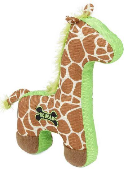 Obrázek z Odolná hračka žirafa