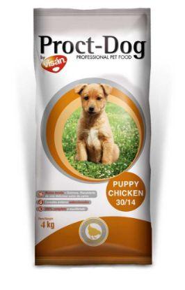 Obrázek Proct-Dog Puppy Chicken 4 kg