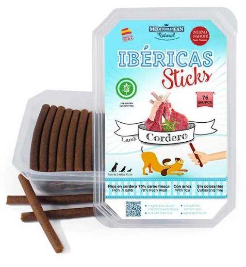 Ibéricas Sticks Lamb 900g 75ks snack for dog-14824