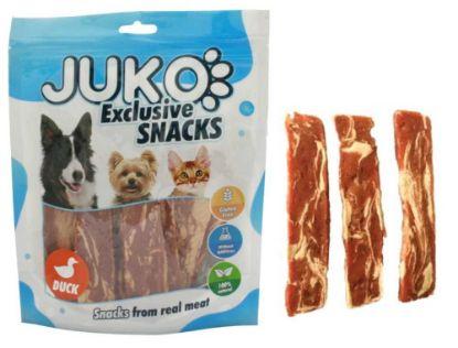 Obrázek Snack Duck & Codfish Jerky 250g