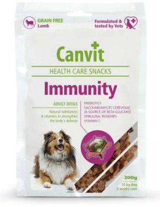 Obrázek Canvit SNACKS Immunity 200 g
