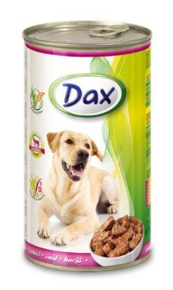 Obrázek DAX  kousky DOG 1240g TELECI -10025