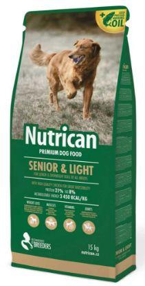 Obrázek NUTRICAN dog SENIOR & LIGHT 15kg +2kg NAVIC