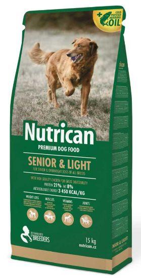 Obrázek z Nutrican Dog Senior & Light 15 kg