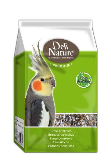 Obrázek z Deli Nature Premium papoušek 1 kg