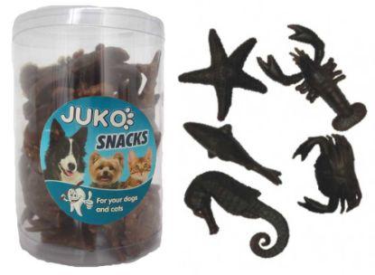 Obrázek Rybí plody moře JUKO SNACKS (30 ks)