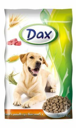 Obrázek Dax Dog granule drůbeží 10 kg