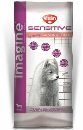 Obrázek Imagine dog SENSITIVE  1kg losos-8481-Z