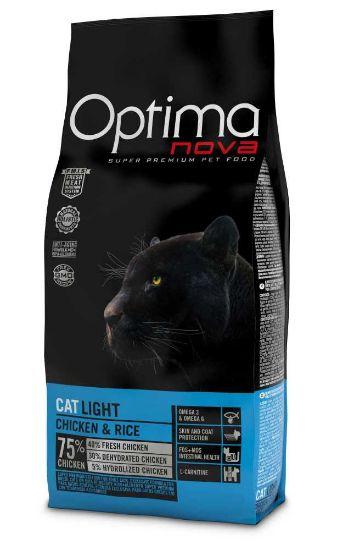 Obrázek z OPTIMAnova Cat Light 2 kg