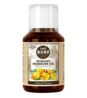 Obrázek Canvit BARF Evening Primrose Oil (pupalkový olej) 100 ml