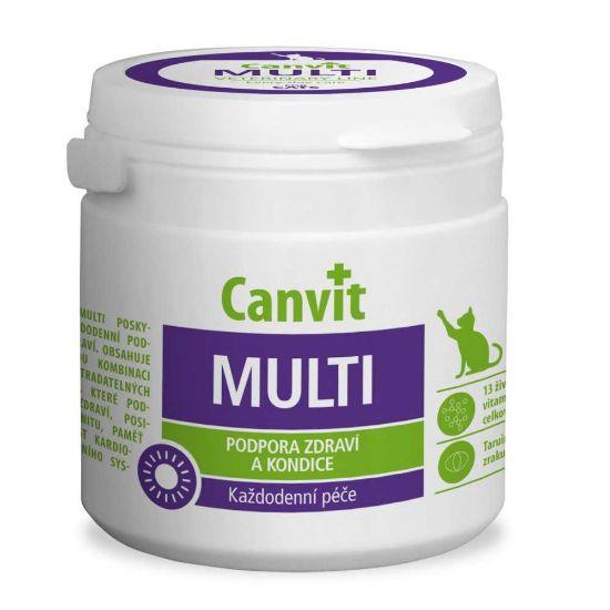 Obrázek z Canvit MULTI kočka 100 g