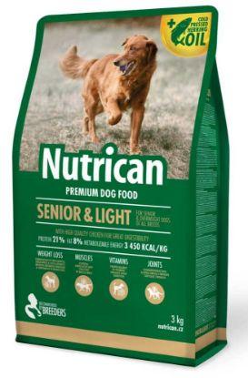 Obrázek NUTRICAN dog SENIOR & LIGHT  3kg-1197