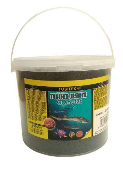 Obrázek z Tubifex krmivo pro jesetery 4 mm 2 kg