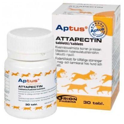 Obrázek Aptus Attapectin proti průjmu 30 tbl