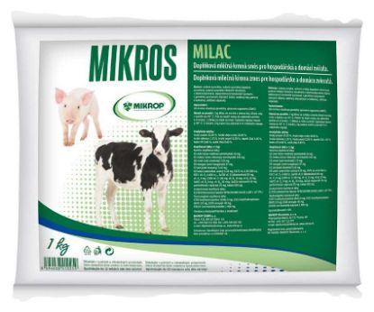 Obrázek MILAC sušené mléko 1kg-10599