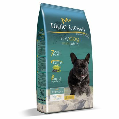 Obrázek TRIPLE CROWN TOY DOG MINI ADULT 2kg-10384