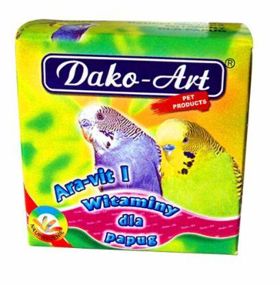 Obrázek Dako vitamíny 30g na přepeření-10292
