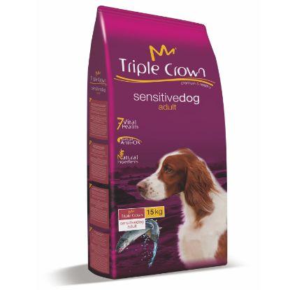 Obrázek Triple Crown Dog Sensitive 15 kg