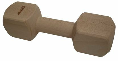 Obrázek Aportovací činka dřevěná JUKO M/L 400 g