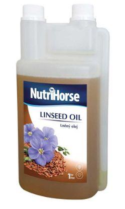 Obrázek Nutri Horse LNĚNÝ OLEJ 1 l