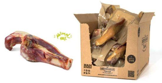Obrázek z Serrano Half Ham Bone and Knuckle - poloviční šunková kost a kloub cca 200 g